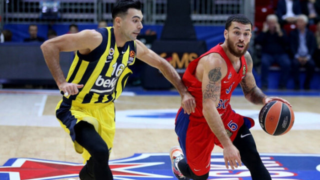 THY Euroleague'de 8. haftanın MVP'si Mike James