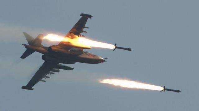 Rus savaş uçakları sivilleri vurdu: Çok sayıda ölü var