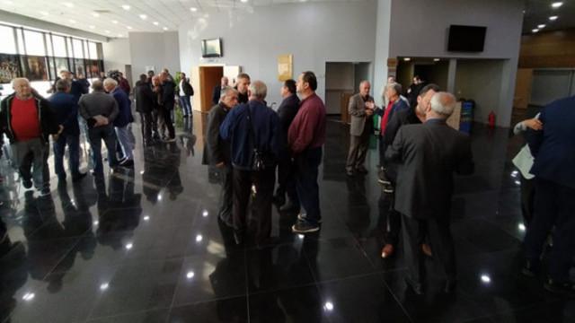 Eskişehirspor kongresinde yeterli çoğunluk sağlanamadı