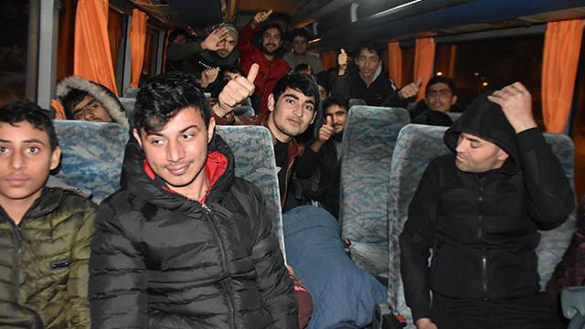 Sınırda skandal iddia! Yunanistan döve döve Türkiye'ye gönderdi