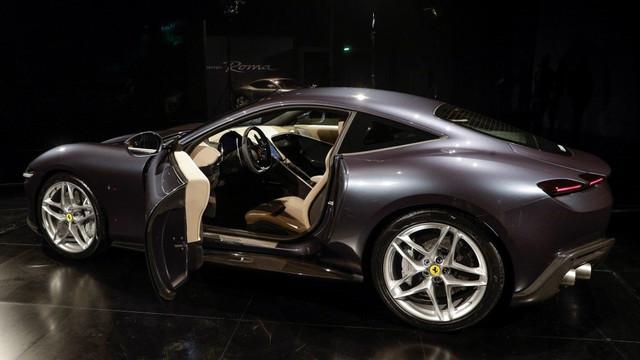 2020 Ferrari Roma taıtıldı! İşte özellikleri...