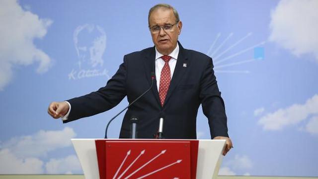 CHP, Bakan Berat Albayrak'ın istifasını istedi