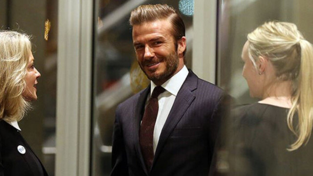 David Beckham Falcao'yu transfer etmek istiyor