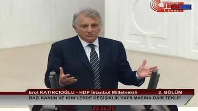 ''Hükümet Abdullah Öcalan ve PKK ile görüşüyor''
