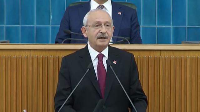 Kılıçdaroğlu'ndan Erdoğan'a: ''Gizlediğin satış protokolünü açıkla''