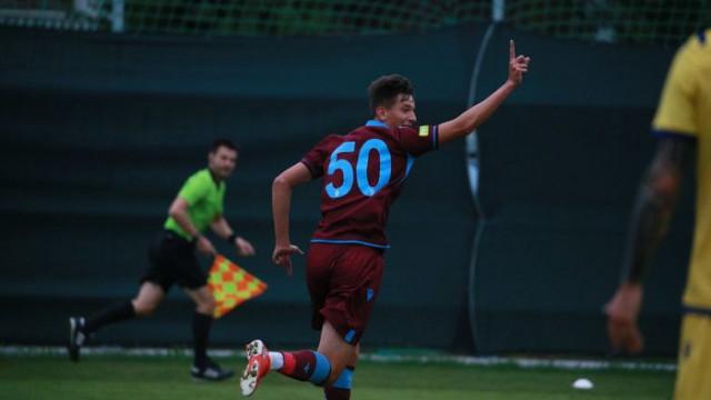 Trabzon yeni Yusuf Yazıcı'yı buldu!