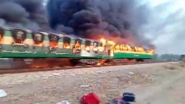 74 kişi yanarak ölmüştü... Tren faciasında korkunç detay !