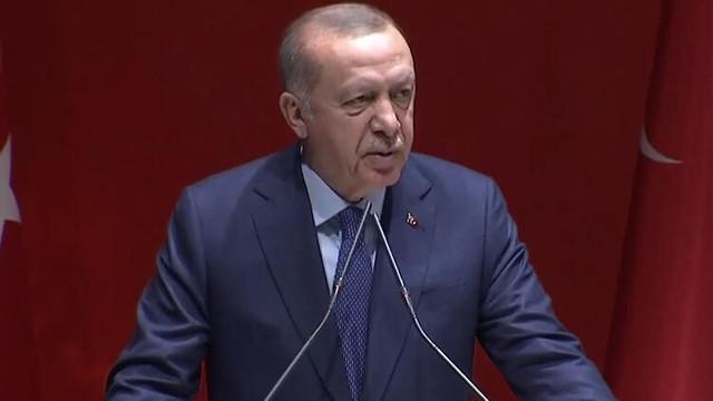 Erdoğan'dan AK Parti'deki istifalar için ilk yorum