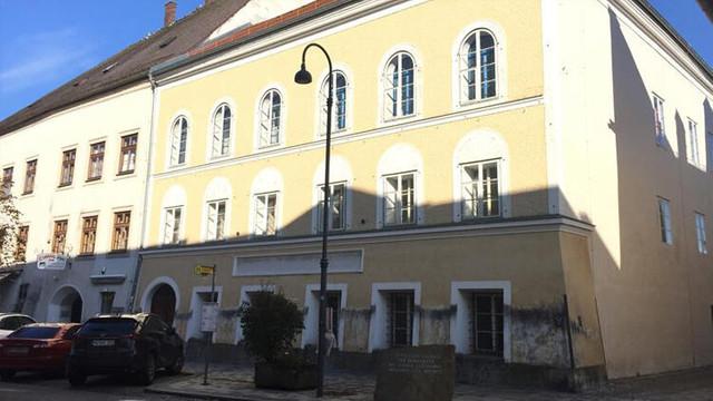 Adolf Hitler'in doğduğu ev için karar verildi