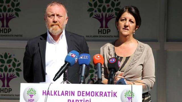 HDP kararını verdi: Sine-i millet yok, erken seçim çağrısı var