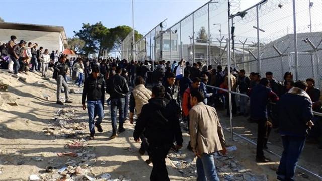 Yunanistan'dan mülteci zulmüne devam