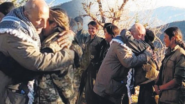 Teslim olan terörist, Duran Kalkan'ın taciz görüntülerini verdi