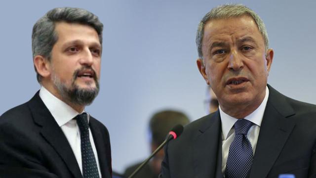 Bakar Akar'ın yalanladığı HDP'li Paylan özür diledi