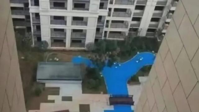 Yok böyle dolandırıcılık! Havuzlu diye satın aldıkları ev bakın ne çıktı