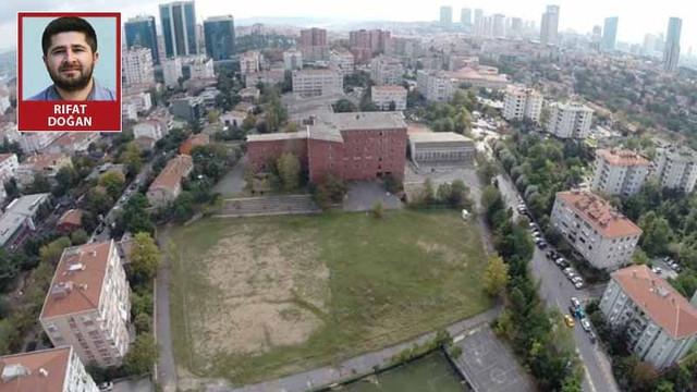 Etiler Polis Okulu arazisine ait plan iptal edildi
