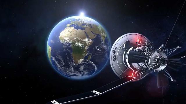 Uzaydan fotoğraf çekebilen uygulama geliştirildi