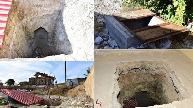 Teröristlerin yeni tünelleri bulundu