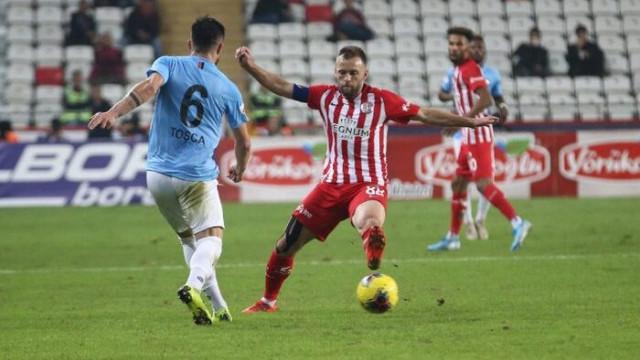 Antalyaspor 1 - 1 Gaziantep FK (Maç sonu)