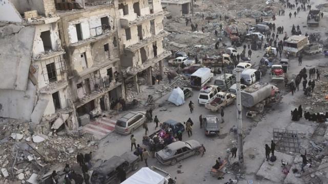 İran, Suriye'de 30 bin konut yapacak