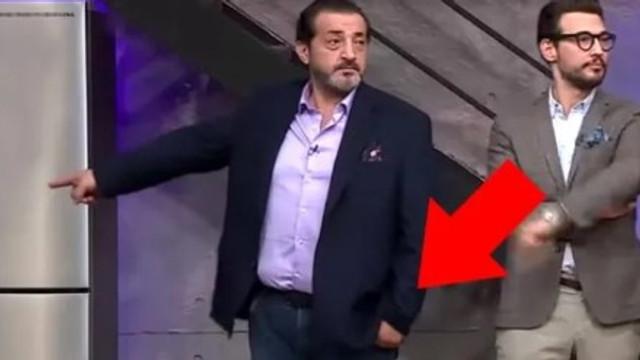 Masterchef jürisi Mehmet Yalçınkaya parmaklarını mı kaybetti ?