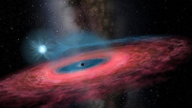 Uzay'da Güneş'in 70 katı büyüklüğünde dev karadelik bulundu