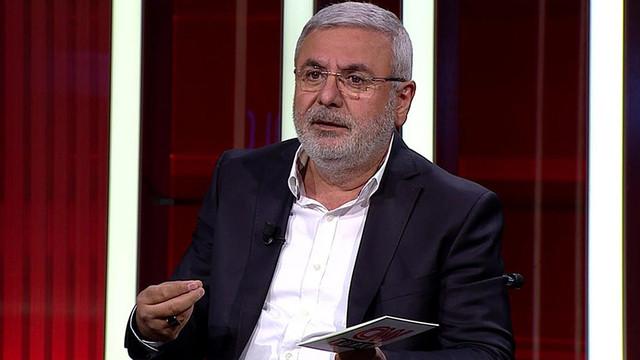 Hükümet medyasında sansür ! Metiner'in yazısı yayınlanmadı