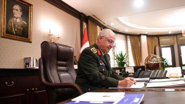 Genelkurmay Başkanı Güler Rus mevkidaşıyla görüştü