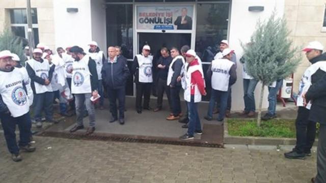 AK Partili belediyede işçi kıyımı! İşçiler Ankara'ya yürüyecek