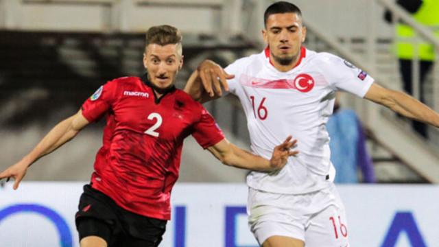 Merih Demiral'a büyük onur! UEFA resmen açıkladı