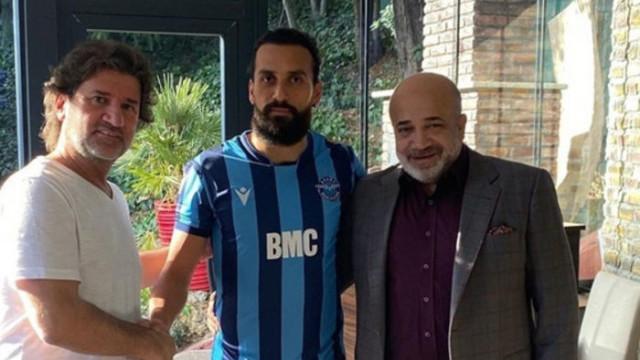 Erkan Zengin, Adana Demirspor'a transfer oldu!