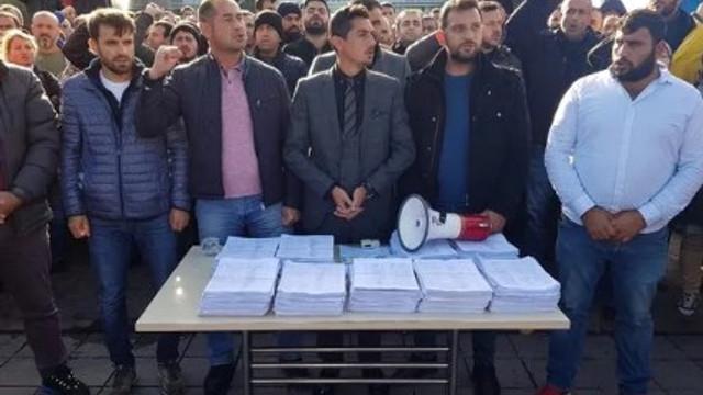 İBB'den çıkarılan işçiler 100 bin imza topladı