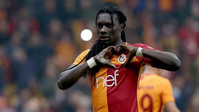 Bafetimbi Gomis'den Galatasaray mesajı!