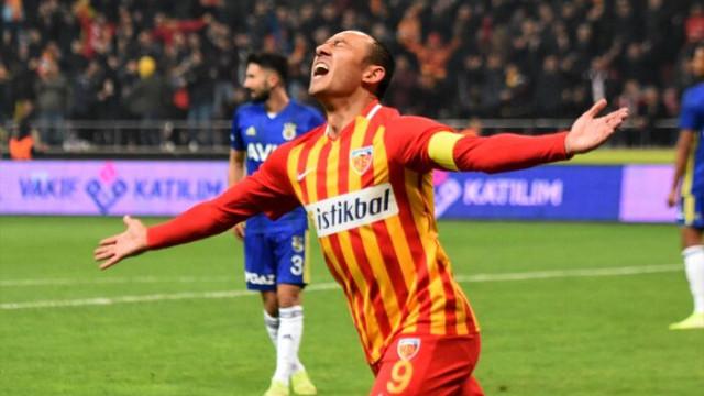 Kayserispor 1 - 0 Fenerbahçe