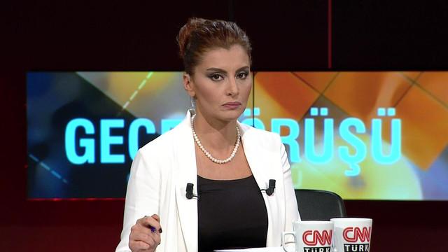 Canlı yayında fenalaşan Hande Fırat: ''Bu sefer susmayacağım''