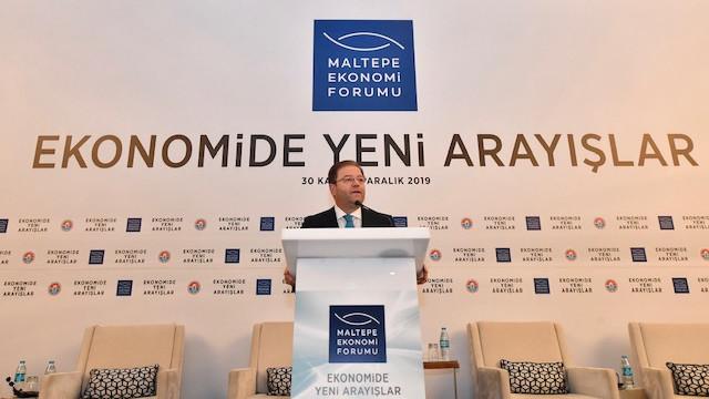 Türkiye ekonomisi Maltepe'de masaya yatırıldı