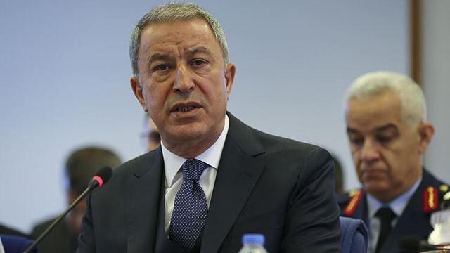 Bakan Akar'dan NATO zirvesi öncesi kritik çağrı