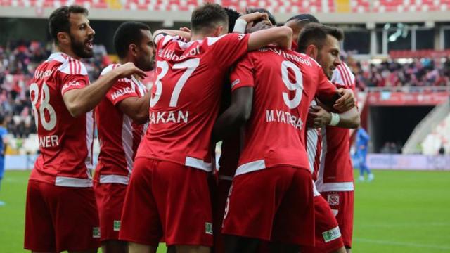 ÖZET   Sivasspor Kasımpaşa maç sonucu: 2-0