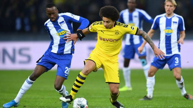 ÖZET | Hertha Berlin Borussia Dortmund maç sonucu: 1-2
