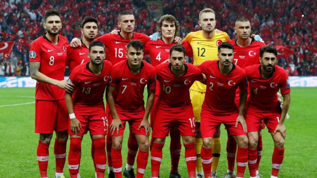 EURO 2020'deki rakiplerimiz İtalya, İsviçre ve Galler oldu