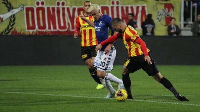 ÖZET | Göztepe 2-2 Fenerbahçe maç sonucu ve maç özeti