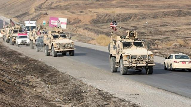ABD Suriye'deki petrolü bırakamadı !