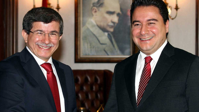 AK Parti'nin anketinden Babacan ve Davutoğlu'na ne kadar oy çıktı?