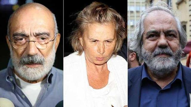 Mahkemeden Altan kardeşler ve Nazlı Ilıcak için flaş karar