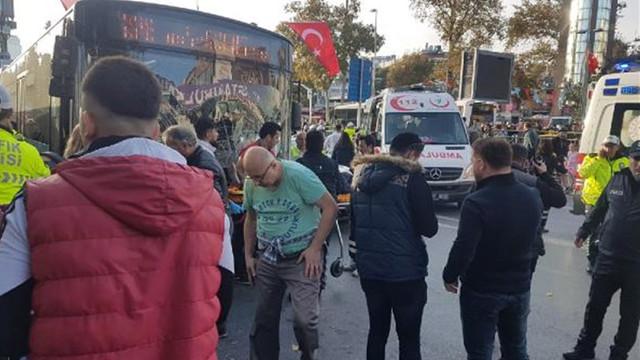 Beşiktaş'taki şoför dehşetinde yeni gelişme !