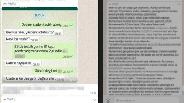 Whatsapp mesajları tepki çeken doktor açığa alındı
