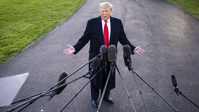 Trump duyurmuştu ! ABD o anlaşmadan çekiliyor