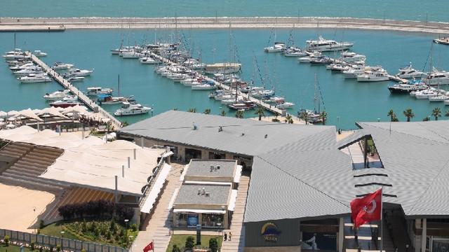 Mersin Yat Limanı'nda dikkat çeken iddia