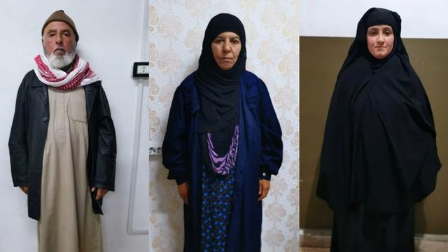 ''Bağdadi'nin yakalanan ablası istihbarat açısından altın madeni mi ?''
