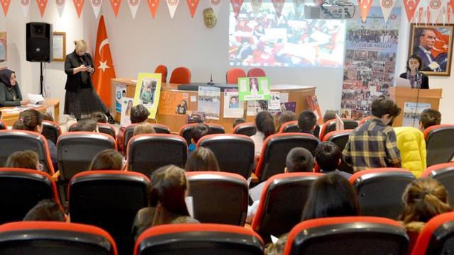 Ankara Büyükşehir Belediyesi Çocuk Meclisi'nde 25. dönem heyecanı