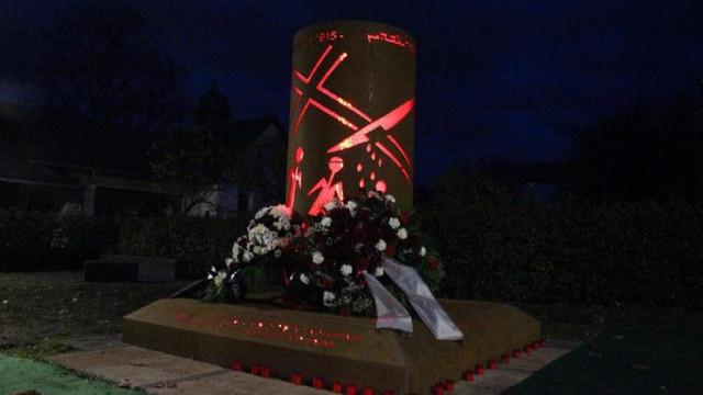 Almanya'da Türkyie ile ilgili büyük skandal ! Anıt diktiler...